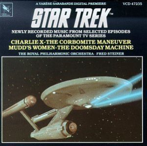 Notes on Trek music, Season One | Views from Crestmont Drive