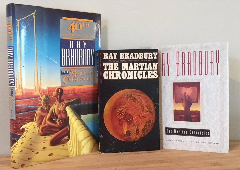 an examination of ray bradburys martian chronicles The martian chronicles is best read as a collection of linked short stories rather than as a novel although such collections are unusual in mainstream fiction they are common in science fiction.